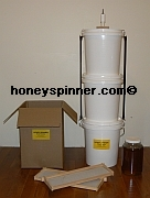 Honey Spinner Honey Extractor Assembled